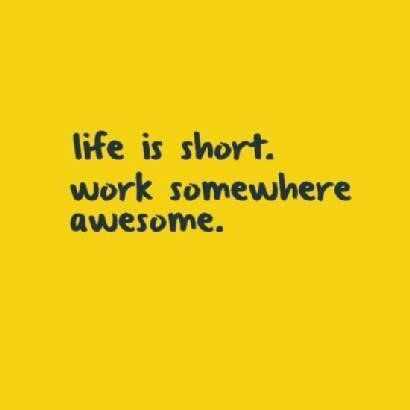 Work Somewhere Awesome