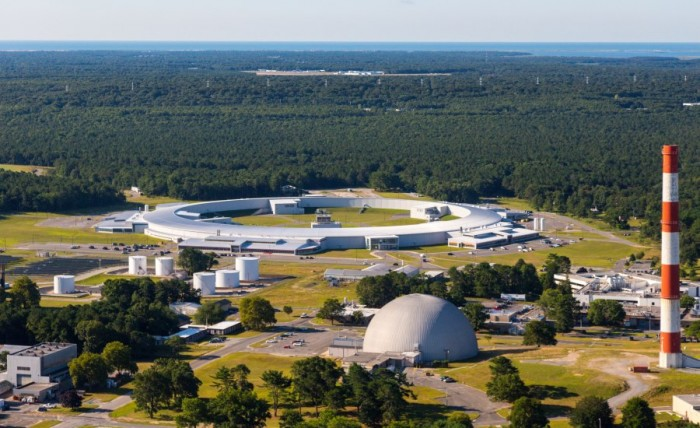 Brookhaven National Labs, National Synchrotron Light Source, Aerials