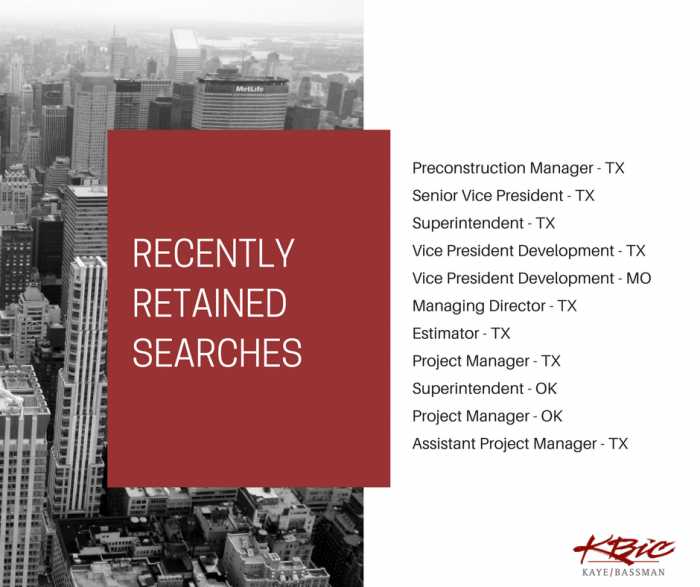 Retained Search Post_TX