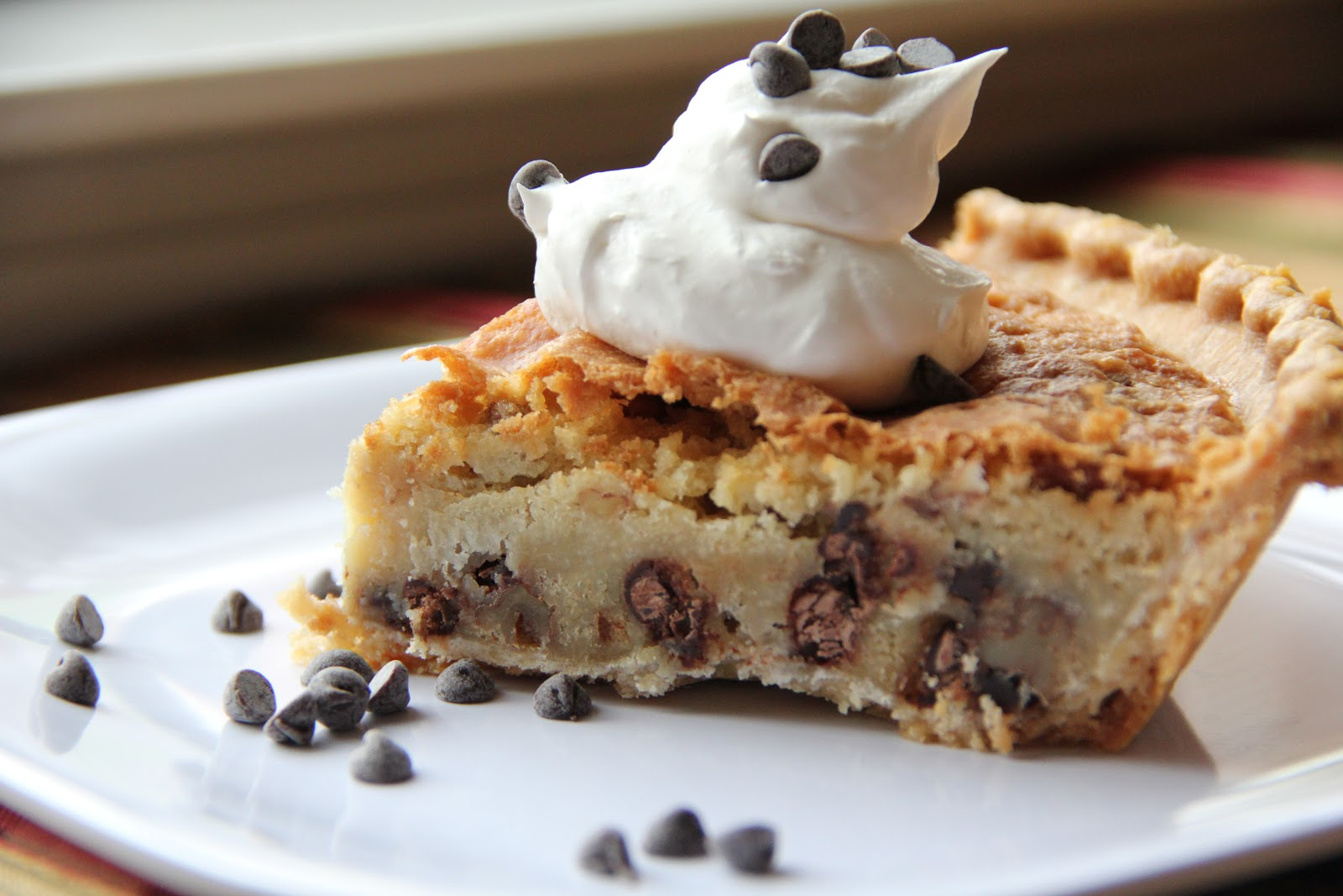 ... chocolate chip cookie chocolate chip cookie tart chocolate chip cookie
