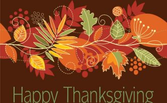 Happy Thanksgiving from the KBIC Healthcare Finance Family!