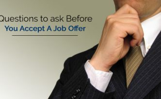 7 Questions to Ask Yourself Before Accepting a Job Offer