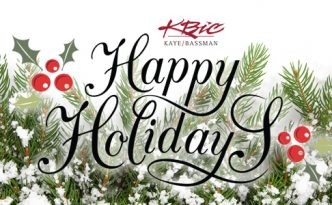 Happy Holidays from the KBIC Healthcare Finance Team!