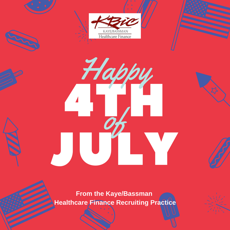 Happy Fourth of July from KBIC Healthcare Finance