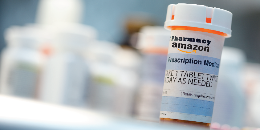 Amazon Is Considering Moving Into The Pharmacy Business