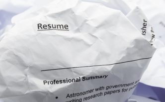 ten ways your resume can scare employers away